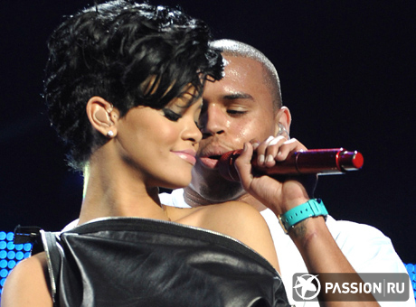 Рианна (Rihanna) и Крис Браун (Chris Brown)  / splashnews.com