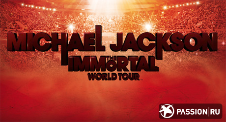 Michael Jackson The Immortal World Tour / cirquedusoleil.com