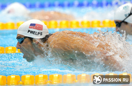 Майкл Фелпс (Michael Phelps) / splashnews.com