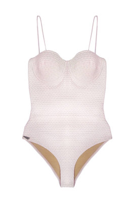 Prism St. Barts Cherry Blossom One-Piece Swimsuit