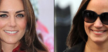Кейт Миддлтон (Kate Middleton) и Пиппа Миддлтон (Pippa Middleton) / splashnews.com
